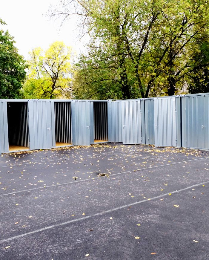 What is a storage room and how do we use it?