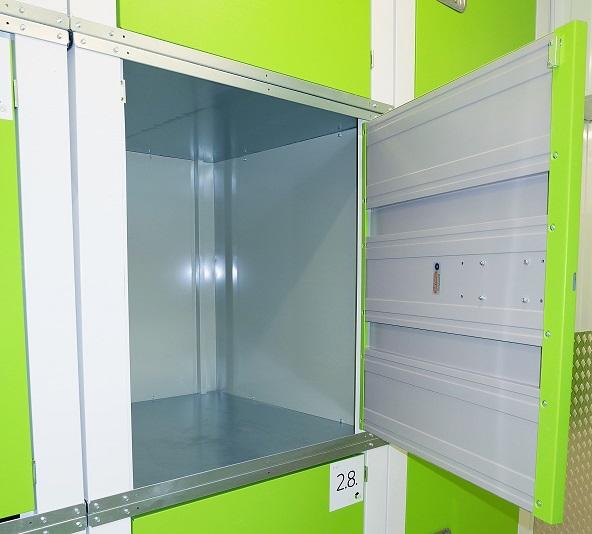 Jauna SAFE BOX mantu glabātuve Rīgas centrā