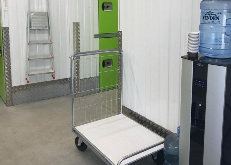 Pieejamais papildaprīkojums SAFE BOX klientiem