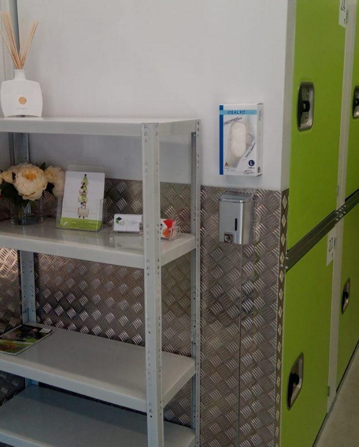 Veselības drošības pasākumi SAFE BOX mantu glabātuvēs